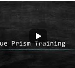 Blue Prism Tutorials