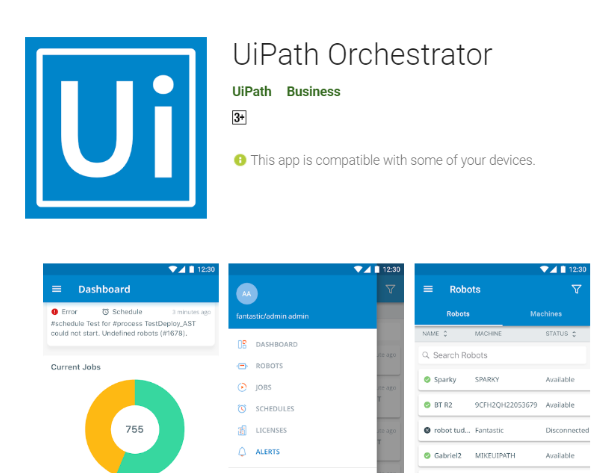 Uipath Orchestrator Quiz Answers - Robotic Process Automation