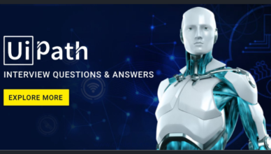 Top 10 UiPath interview questions and answers