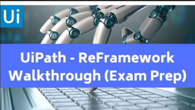 Re Framework UiPath Interview Questions