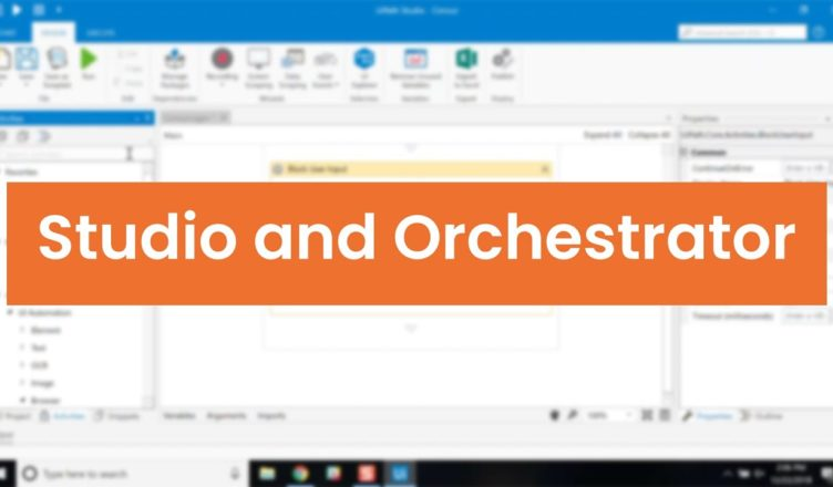 UiPath Orchestrator Login - Learn RPA online free