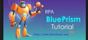 Blue Prism Tutorial PDF Download