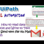 UiPath Email Automation
