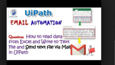 can you send an email from uipath automation no yes Archives