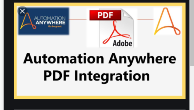 Automation Anywhere User Manual PDF