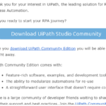 Uipath Activities Guide - Learn RPA online free