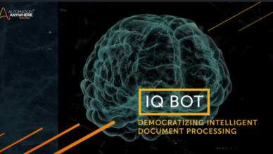 automation anywhere iq bot