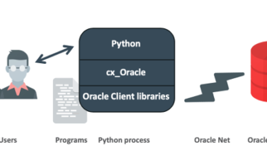 python oracle connection