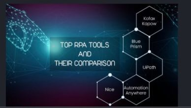 What's the features of RPA tool